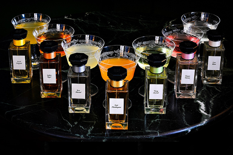 Givenchy Partners with Hotel Café Royal to Create Perfume-Inspired Cocktails