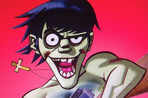 Gorillaz Artist Jamie Hewlett Confirms the Group's Return