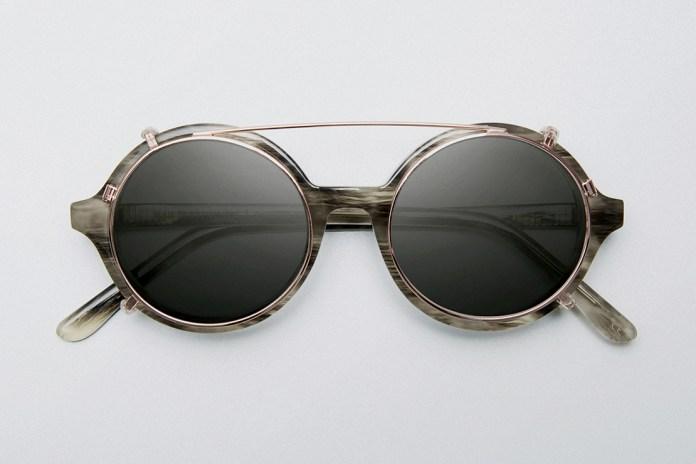 Han Kjøbenhavn Doc Clip-On Sunglasses