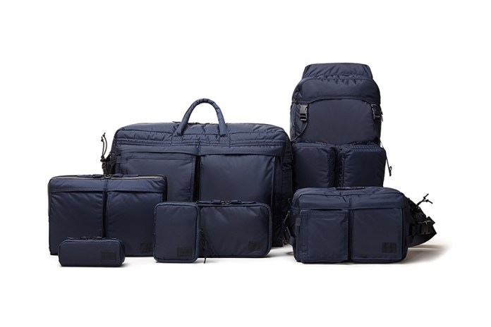 "Head Porter 2015 Spring/Summer ""MASTER NAVY"" Series"