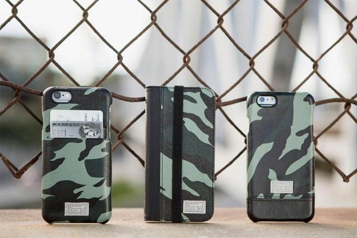 HEX Marine Camo iPhone 6 and iPhone 6 Plus Cases