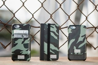 HEX Marine Camo iPhone 6 and iPhone 6 Plus Cases