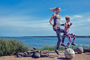 H&M Sport 2015 Spring Collection