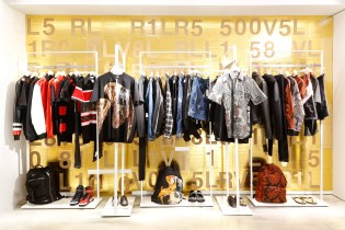 HYPEBEAST Spaces: LUISAVIAROMA