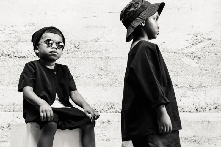 #hypebeastkids: même 2015 Spring/Summer Lookbook