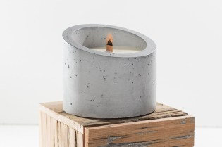 IN.SEK Concrete Candles