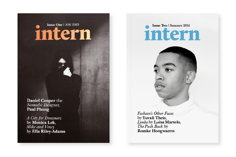 Introducing Intern Magazine