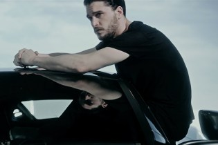 Jimmy Choo 2015 Spring/Summer Campaign Video Starring Kit Harington