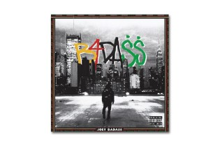 Joey Bada$$ featuring Kiesza - Teach Me