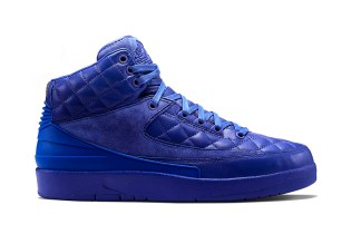 Jordan Brand Officially Unveils the Just Don x Air Jordan 2 Retro