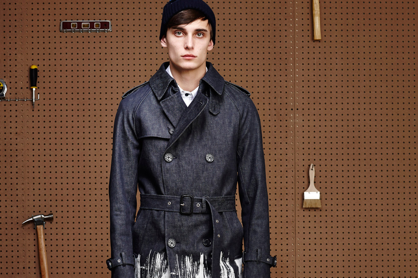 Band of Outsiders 2015 Fall/Winter Lookbook