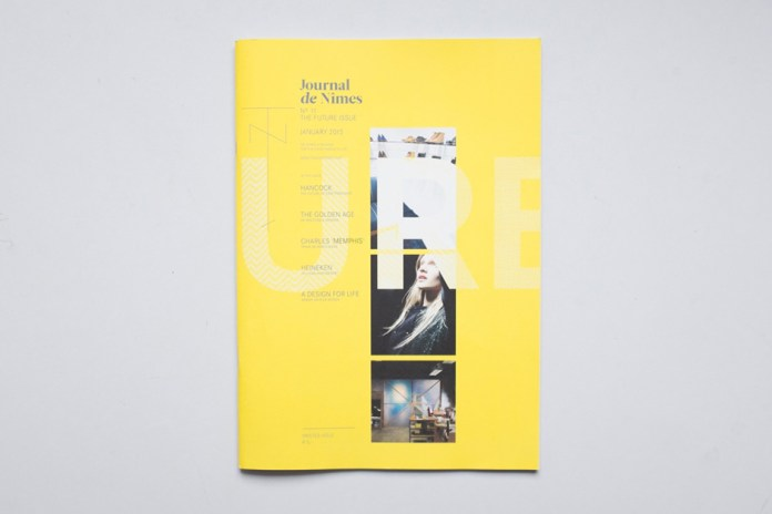 """Journal De Nimes """"Future"""" Issue Explores Upcoming Handcrafted Shoes"""
