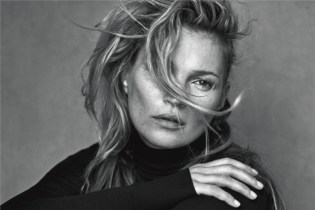 Kate Moss Appears Un-Retouched for Vogue Italia by Peter Lindbergh
