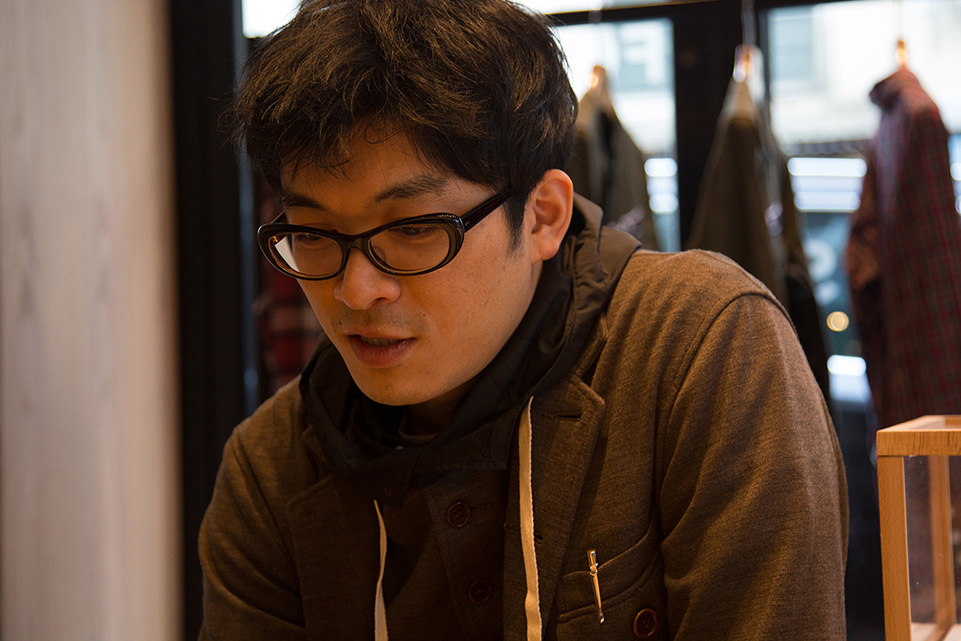 Kazuki Kuraishi on His New Label THE FOURNESS