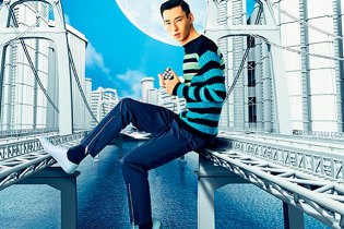 KENZO 2015 Spring/Summer Campaign