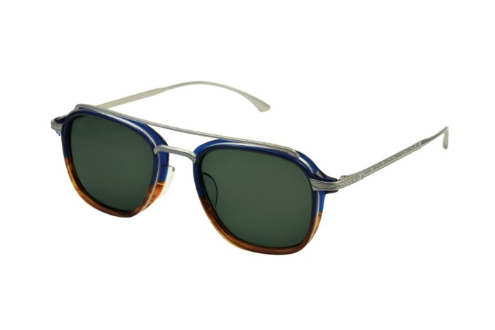 Kenzo Takada x Masunaga Sunglass Collection