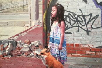 """Kevin Peterson """"Remnants"""" @ Thinkspace Gallery"""
