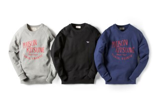 Maison Kitsuné 2015 Spring/Summer Collection