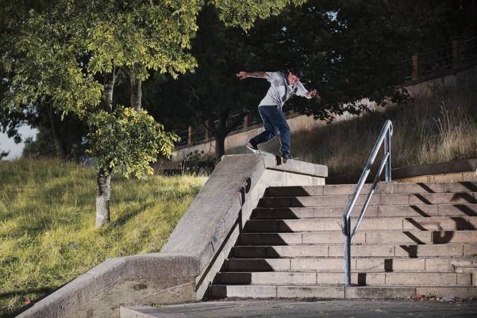 "Lakai ""Picture Me Eurollin"" Tour Video by Red Bull"