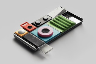 Lapka + Google Project Ara Create Haute Couture Environment Sensors