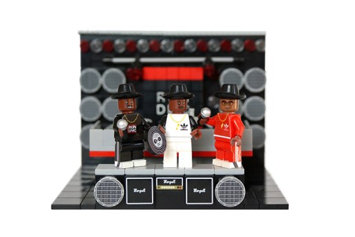 "LEGO Ideas Project ""Run–D.M.C."""