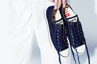 Levi's x Converse Denim All-Stars for BEAMS