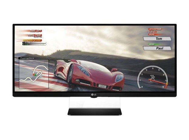 LG Unveils a 21:9 Ultrawide Gaming Monitor