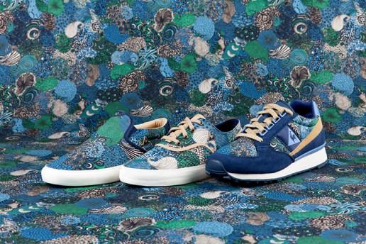 """Liberty Art Fabrics x Le Coq Sportif """"Midnight Pack"""""""