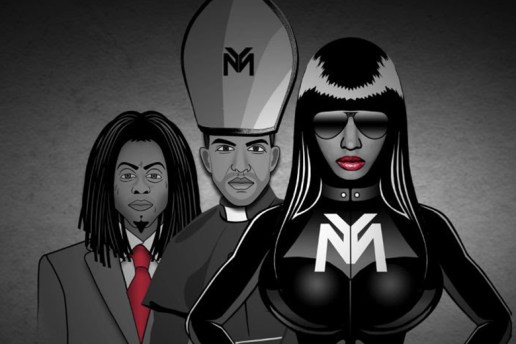 Lil Wayne Plans to Take Drake and Nicki Minaj Off Cash Money Records