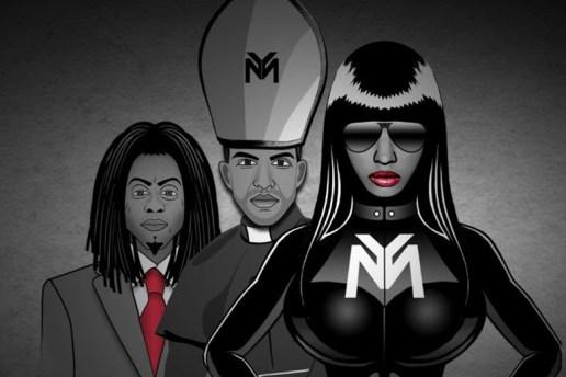 Lil Wayne Plans to Take Drake and Nicki Minaj Off Cash Money Records