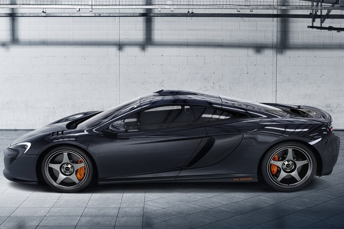 McLaren Special Operations 650s Le Mans Special Edition