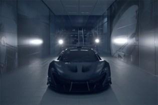 McLaren Teases Its P1 GTR Production Model Set to Debut in Geneva