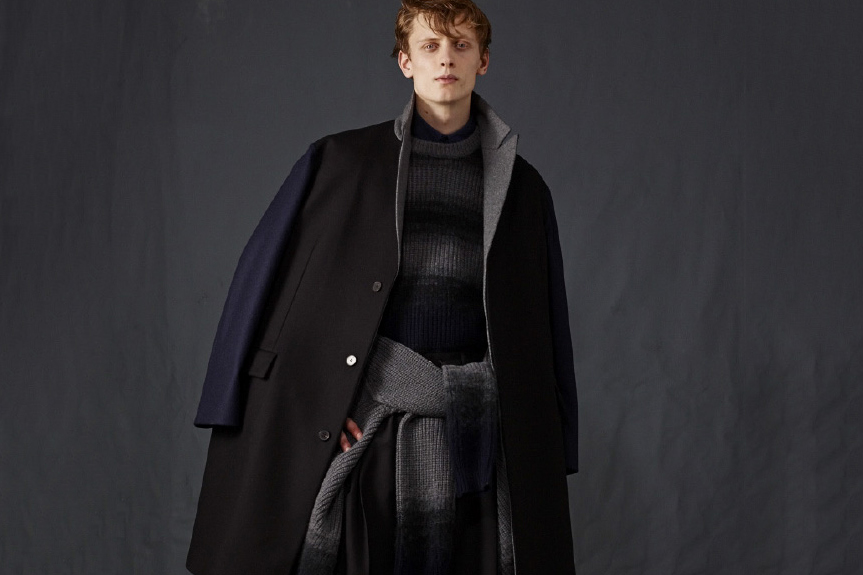McQ by Alexander McQueen 2015 Fall/Winter Lookbook