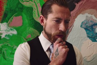 """Mercedes-Benz Mocks Fashion Ads in """"A Fistful of Wolves"""" Starring Justin O'Shea"""