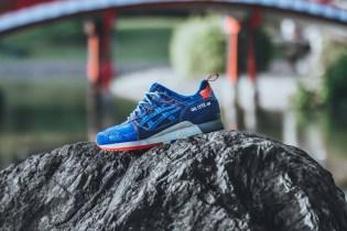 "mita sneakers x ASICS GEL-Lyte III ""25th Anniversary"""