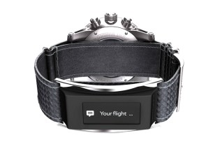 Montblanc Launches the Timewalker Urban Speed e-Strap