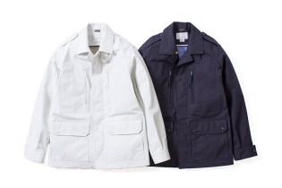 nanamica 2015 Spring GORE-TEX Outerwear