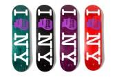 Brain Dead x NEPENTHES NYC Skateboard Decks