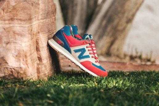 "New Balance ML574OHR ""Botanical Garden"""