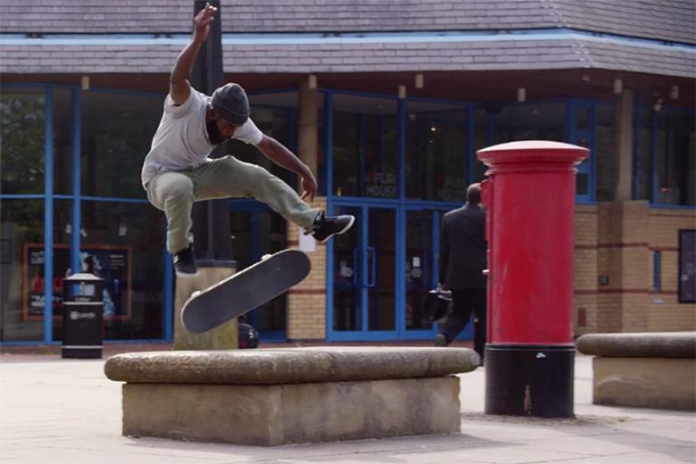 """New Balance Numeric's Team Explores England in """"Quids In"""""""