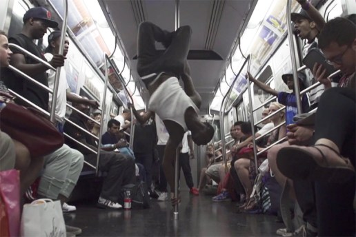 New York's Recently Criminalized Subway Dancing Subculture Documentary