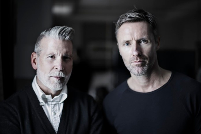 Nick Wooster x The White Briefs for The Woolmark Company