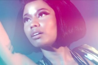 Nicki Minaj Stars in Roberto Cavalli's 2015 Spring/Summer Campaign Video