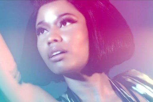 Nicki Minaj Stars in Roberto Cavalli's 2015 Spring/Summer Campaign Video