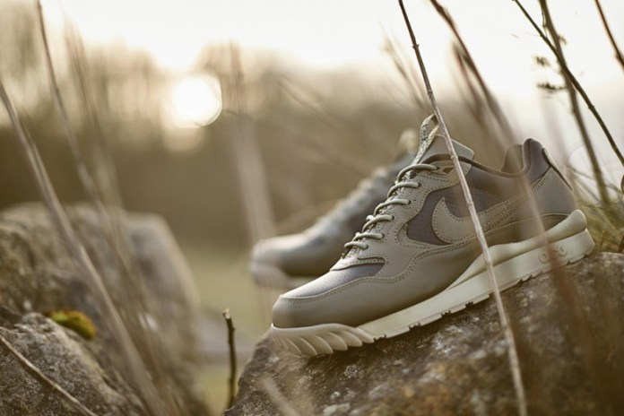 Nike ACG Air Wildwood LE Premium QS Black/Medium Olive-Bamboo