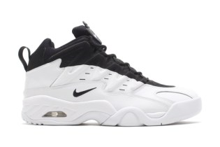Nike Air Flare White/Black