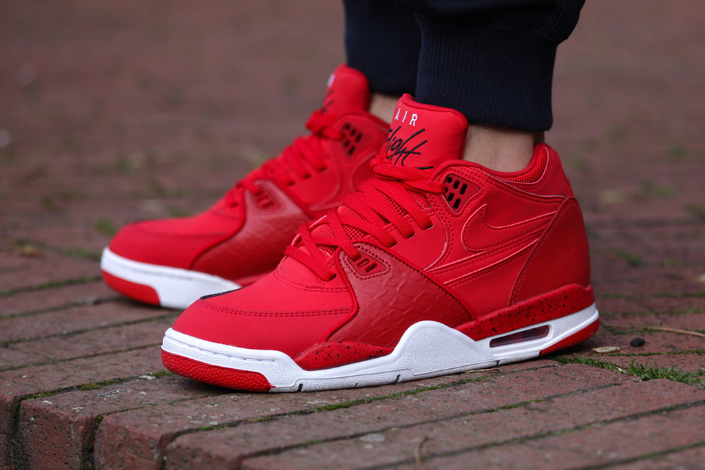 "Nike Air Flight '89 ""University Red"""