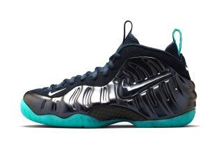 "Nike Air Foamposite Pro ""Aquamarine"""