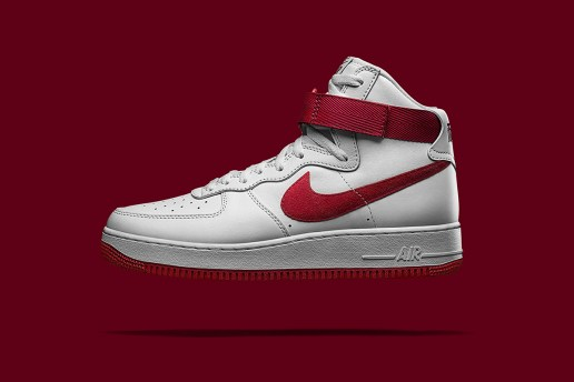 "Nike Air Force 1 High ""NAI KE"""