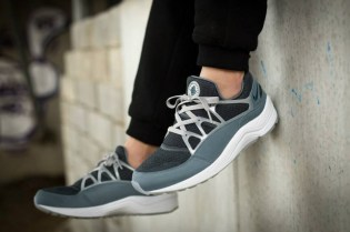 Nike Air Huarache Light Classic Charcoal/Blue Force-Wolf Grey